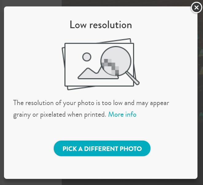 Photo resolution tips – Snapfish Help